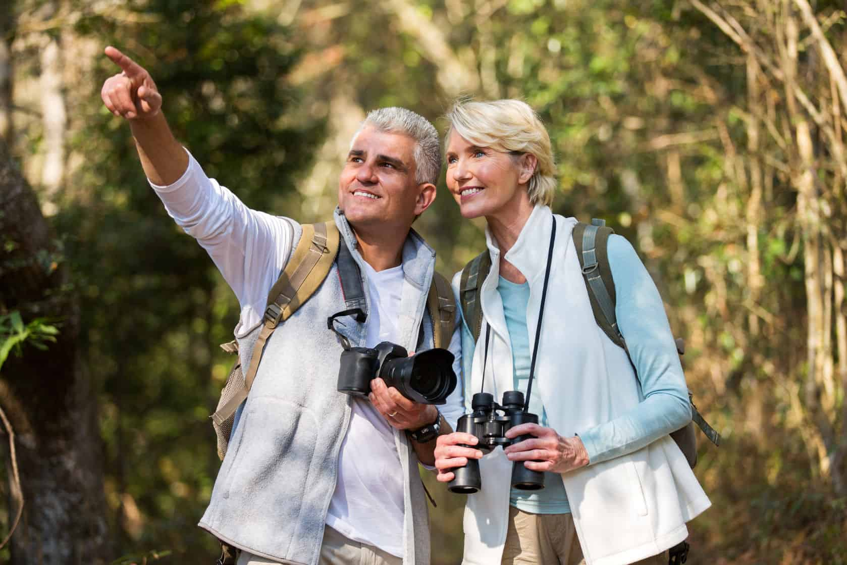 Healthy Aging Month - Eye Care