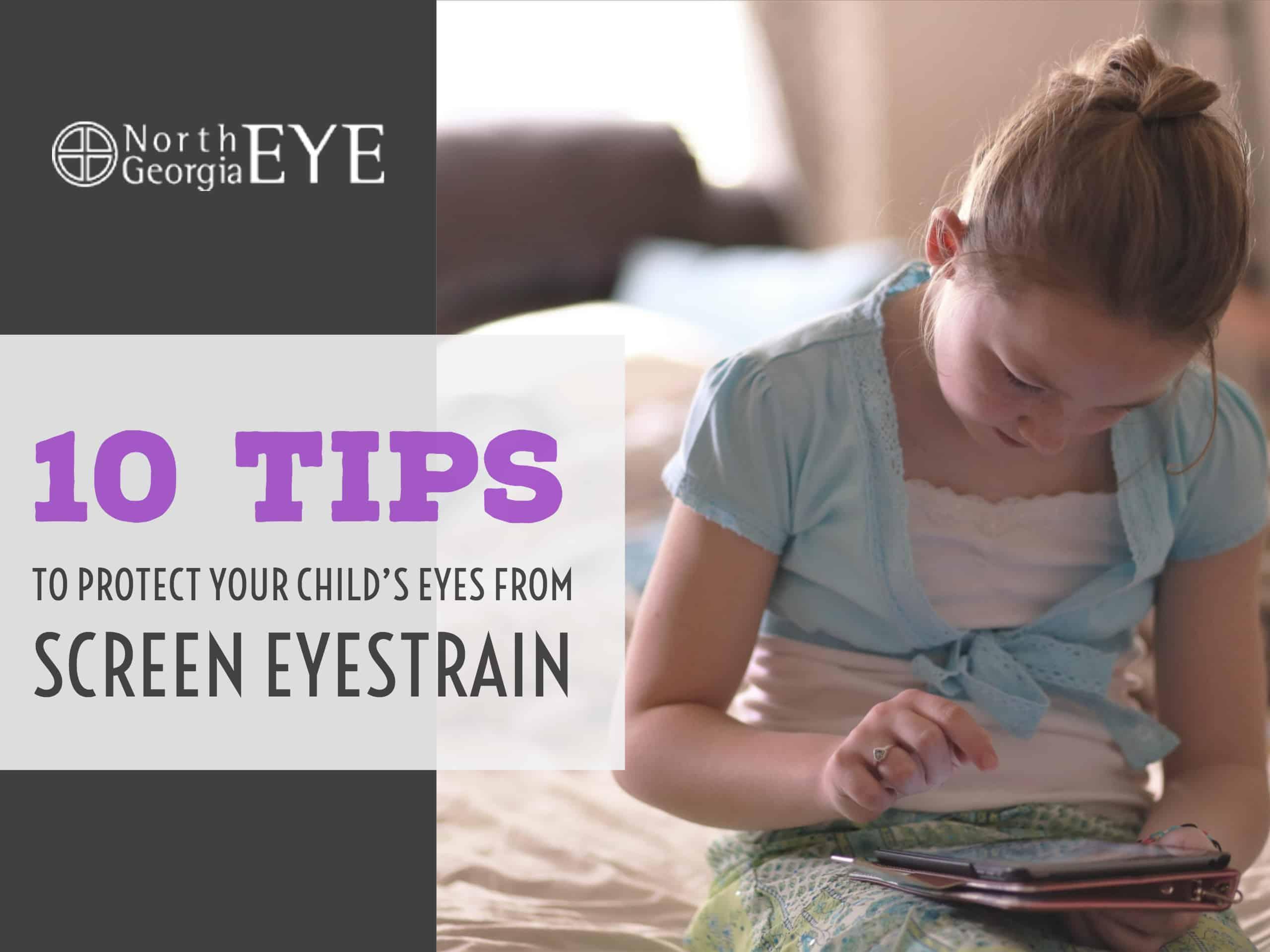 North Georgia Eye Clinic - Pediatric Ophthalmology